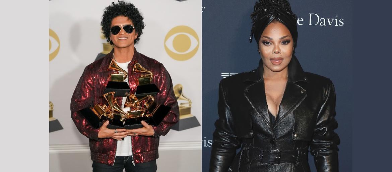 Bruno Mars and Janet Jackson to headline Essence Fest