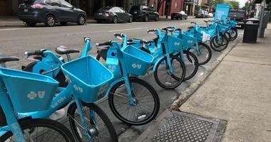 Bike Sharing Upgrades