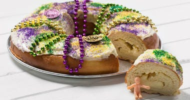 Have your king cake and eat it too!