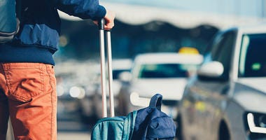 Carmageddon strikes new Armstrong Airport terminal