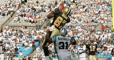 Joe Horn touchdown