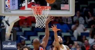 Chris Paul Thunder Pelicans
