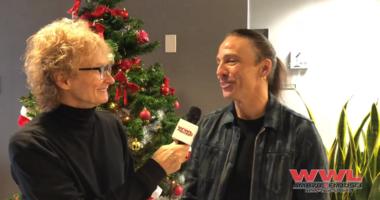 Scoot talks with Trans-Siberian Orchestra's Al Pitrelli