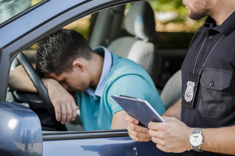 A Study Finds Five Ways to Avoid a Speeding Ticket
