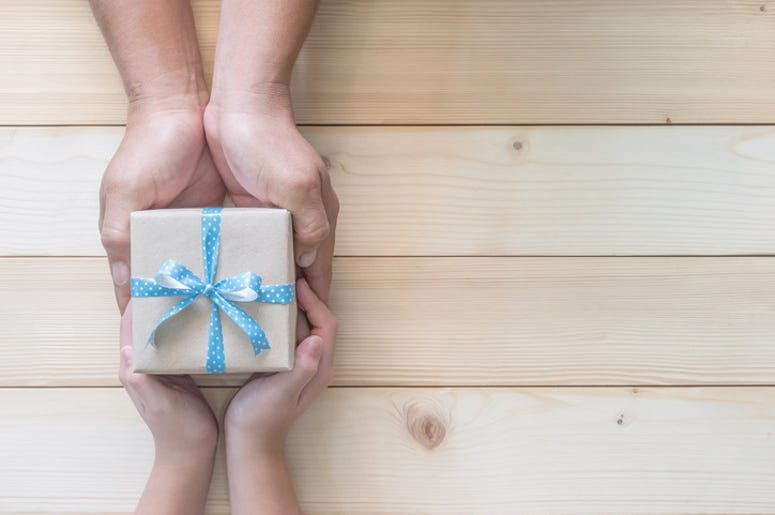 "Here's a Trick to Get Someone to Love Your Gift: Say It'll ""Save Them Time"""