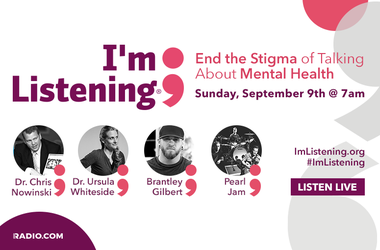 End the Stigma of Talking About Mental Health