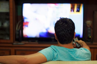 We're Watching Eight Hours of TV a Day Right Now