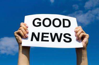 good news coronavirus