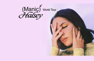 Halsey-Manic