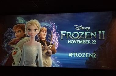 Frozen 2 Priestly Family Review #PFR