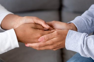 when friend experiences loss sympathy grieving