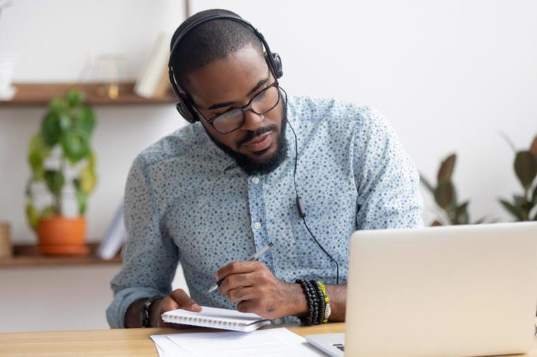 Half of People Listen to Music While They Work
