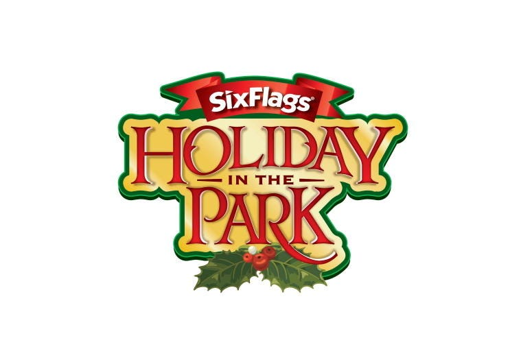 Six FlagsAmerica Holiday in the Park