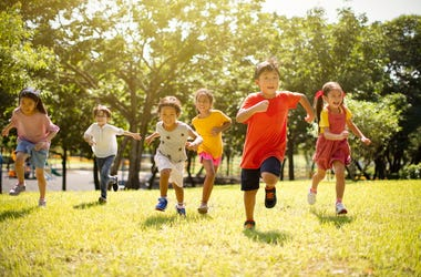 the Ten Best Things About Being a Kid