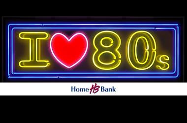 Loving the 80s
