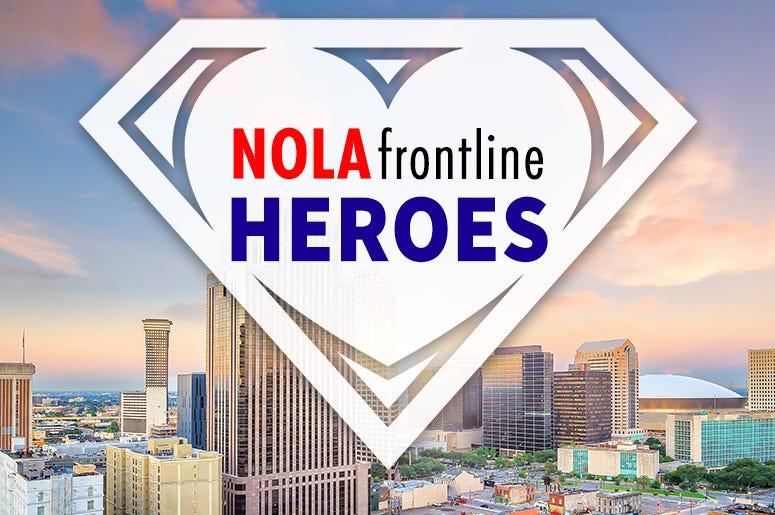 Nola Frontline Heroes