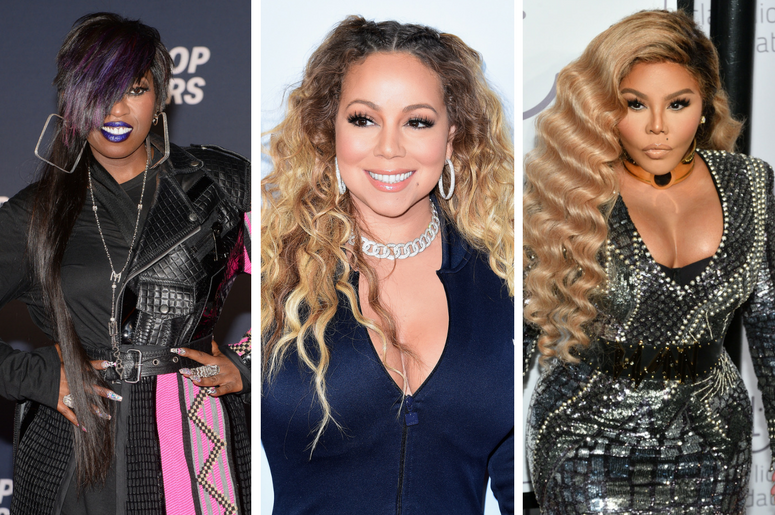 Missy Elliott, Mariah Carey, Lil Kim
