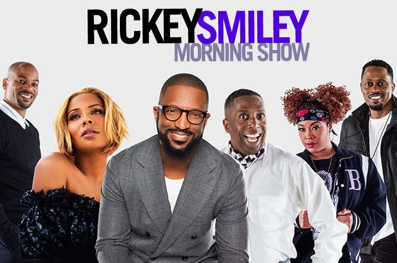 Rickey Smiley Morning Show
