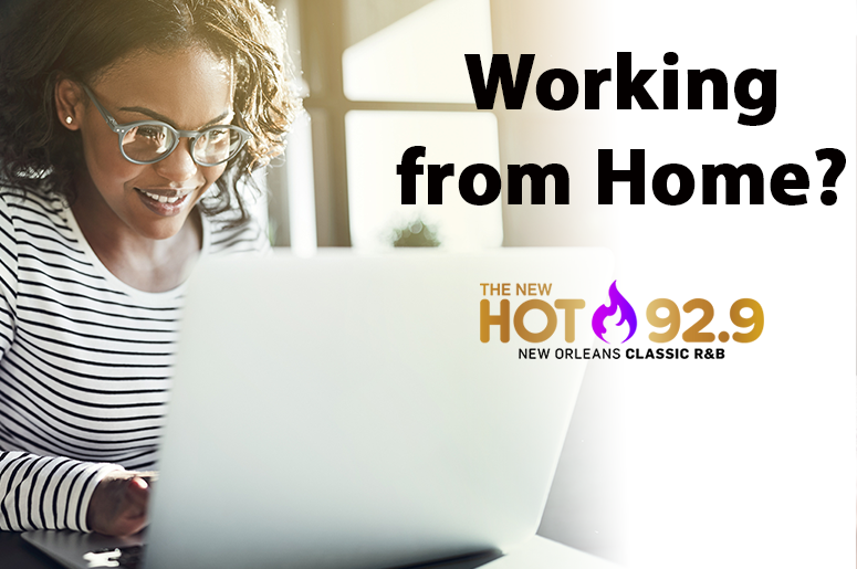 listen while you work from home
