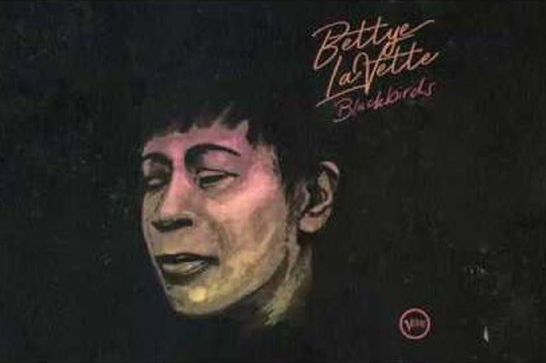 Bettye LaVette Blackbirds Album Cover
