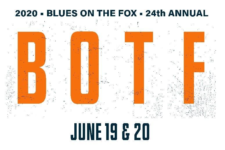Blues on the Fox 2020