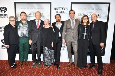 "Kathy Bates, Paul Walter Hauser, Clint Eastwood, Barbara ""Bobi"" Jewell, Sam Rockwell, Jon Hamm, Nadya Bryant, G. Watson Bryant Jr."