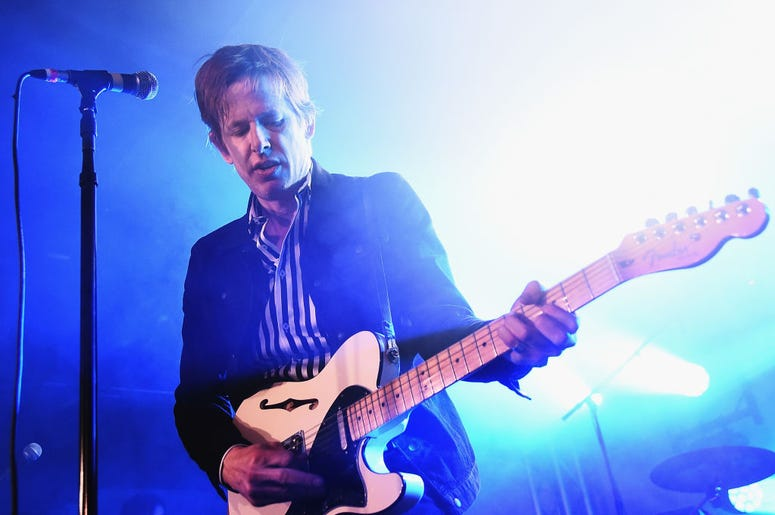 AUSTIN, TX - MARCH 14: Musician Britt Daniel of Spoon performs for their SXSW Residency during 2017 SXSW Conference and Festivals at The Main on March 14, 2017 in Austin, Texas. (Photo by Michael Loccisano/Getty Images for SXSW)