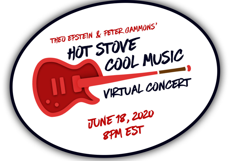 Hot Stove Cool Music Virtual Show