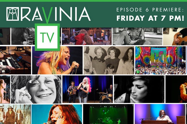 Ravinia TV With Lin