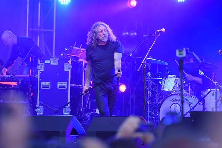 Robert Plant  The Sensational Space Shifters