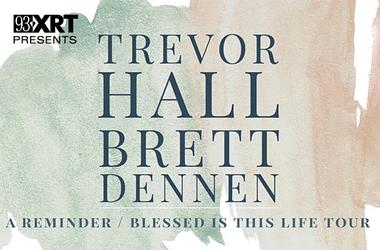 Trevor Hall + Brett Dennen