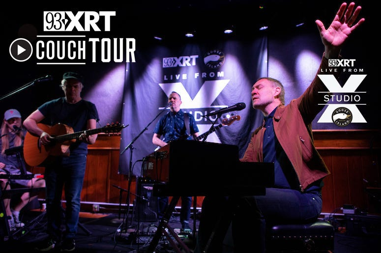 XRT Couch Tour with David Grey