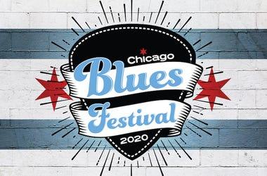 Chicago Blues Fest Logo