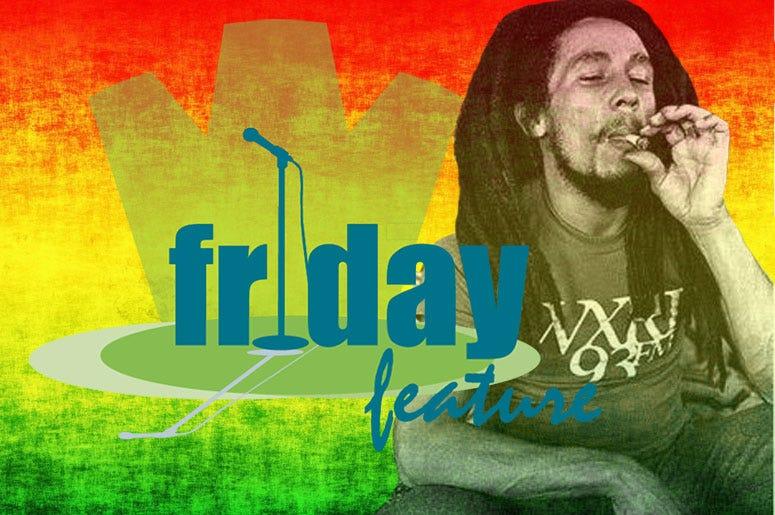Reggae Friday feature