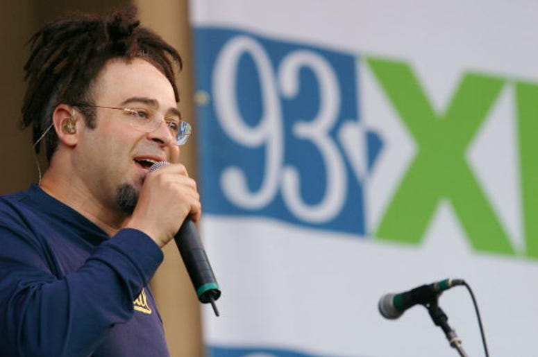 Counting Crows XRT Fourth of July Show