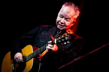 John Prine performs live in concert