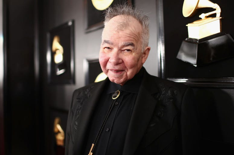 John Prine at the GRAMMY Awards