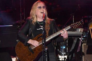 Melissa Etheridge performs live in concert.