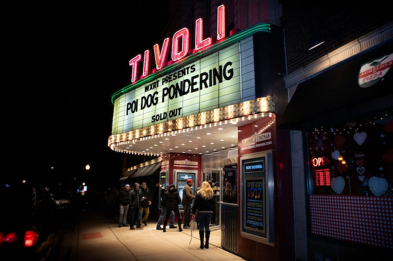 Poi Dog Pondering performs in Downers Grove at Classic Cinemas Tivoli Theatre.