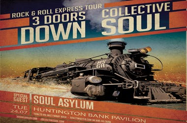 Rock & Roll Express Tour