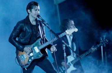 Alex Turner of The Arctic Monkeys