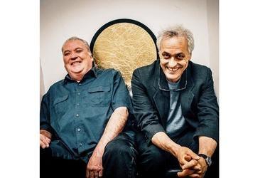 David Hidalgo & Marc Ribot