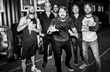 Foo Fighters Press Photo