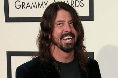 Former Nirvana Drummer Dave Grohl