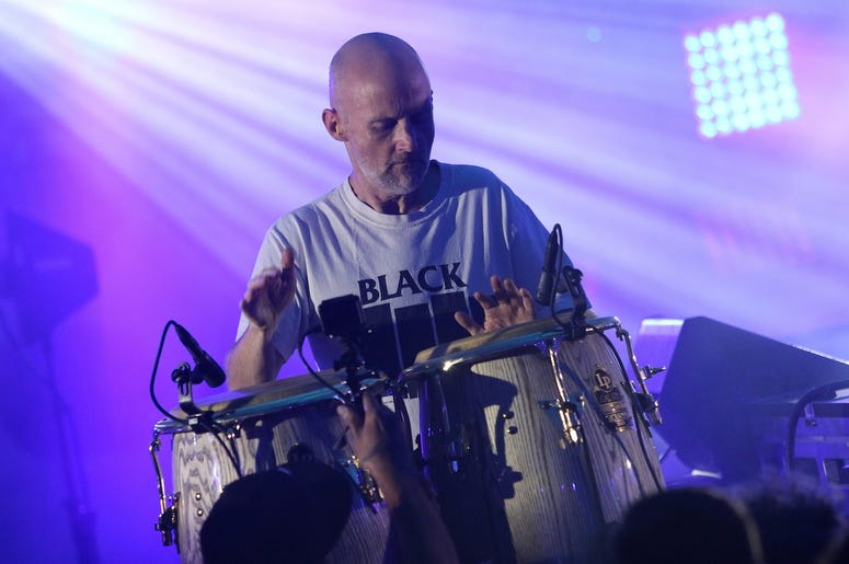 Moby at The 2017 Electronic Music Awards held at Willow Studios on September 21, 2017 in Los Angeles, CA, USA (Photo by JC Olivera/Sipa USA)