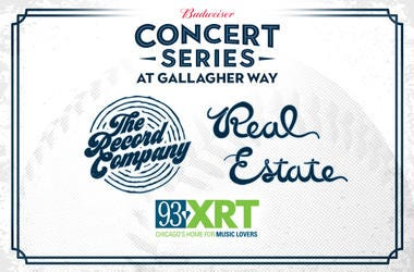 Record Company + Real Estate At Gallagher Way