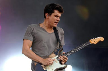 12/31/2017 - File photo dated 28/06/08 of singer John Mayer, who has donned a pair of very high-waisted trousers in reference to a famous scene from the new Star Wars film. (Photo by PA Images/Sipa USA)