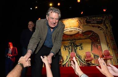 Monty Python co-founder Terry Jones
