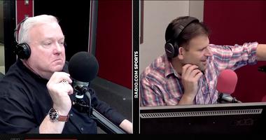 The Valenti Show - NFL Draft And Super Bowl Talk With Derek Stevens