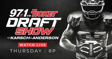 971 Draft Show Karsch Anderson